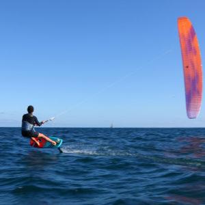 foil-kitesurf